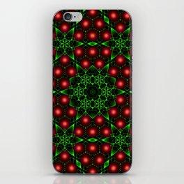 Christmas Patterns iPhone Skin