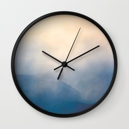 Beartooths Storm Wall Clock