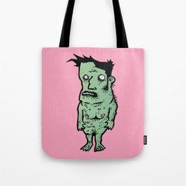 The Frogman Tote Bag