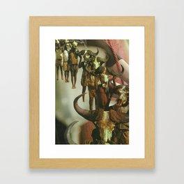 Calvaria Framed Art Print