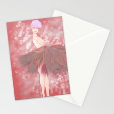 Who's That Ga-Girl! Stationery Cards