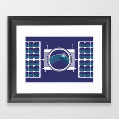 New Worlds Framed Art Print