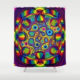 #255 Shower Curtain
