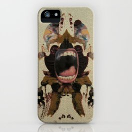 Tantrum iPhone Case