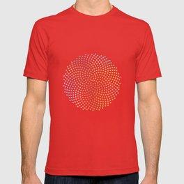 Spiral Dots T-shirt