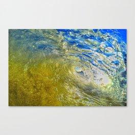 Wave Storm Canvas Print