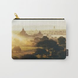 Bagan Pagodas Carry-All Pouch