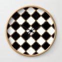 Geometric ornament gold seamless pattern by fuzzyfox85