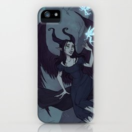 Fairy Evening iPhone Case
