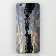Dawn at West Stockwith iPhone & iPod Skin