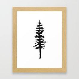 Bc_tree Framed Art Print