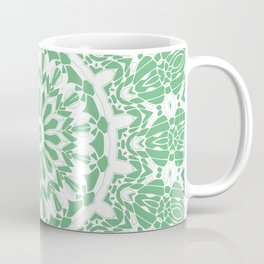 May Green Mandala Coffee Mug
