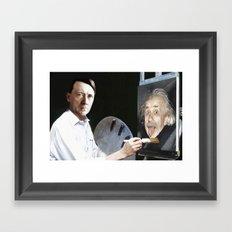 Art Saves Lives (Digital) Framed Art Print