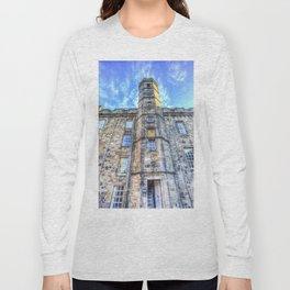 Edinburgh Castle Long Sleeve T-shirt