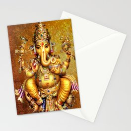 Ganesha, Ganapati, Vinayaka, Stationery Cards
