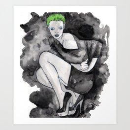 Stilettos  Art Print