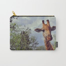 Closer, closer, how about now? Carry-All Pouch