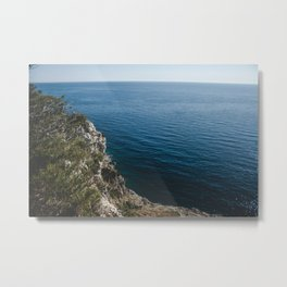 A quiet place. Metal Print