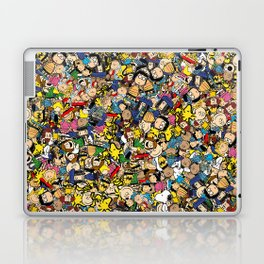 Peanuts Characters Laptop & iPad Skin