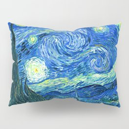 Starry Night at St. Remy Pillow Sham