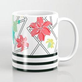 Flowershop map Coffee Mug