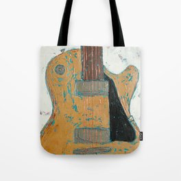 Les Paul Guitar Tote Bag