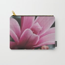 Pink flower by Giada Ciotola Carry-All Pouch