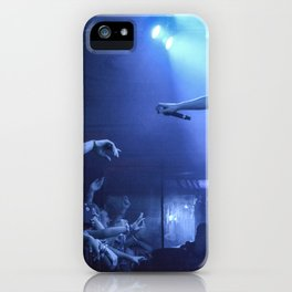 Hippie Sabotage Live in LA iPhone Case