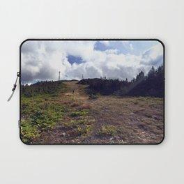 Hiking Sugarloaf Mountain, Maine (2) Laptop Sleeve