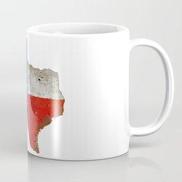 Rustic Texas Sign Coffee Mug