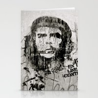 che Stationery Cards featuring CHE by Dave Houldershaw