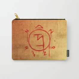 Supernatural Angel Banishing Sigil Carry-All Pouch