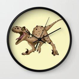 Cookieraptor Wall Clock
