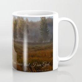Be Still and Know Coffee Mug