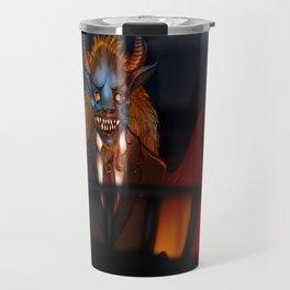 il Diavolo Travel Mug