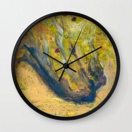 Falling/Flying Wall Clock