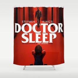 Doctor Sleep Shower Curtain