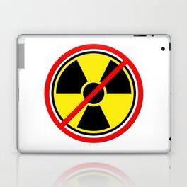 Against Atom Laptop & iPad Skin