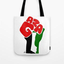 GAZA Tote Bag