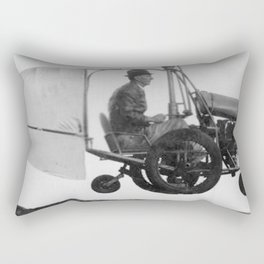 Gyrocopter Rectangular Pillow