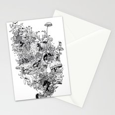 Growth Stationery Cards