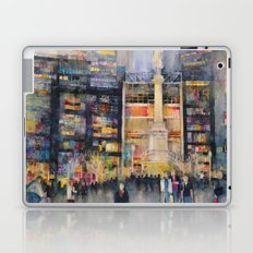 Time Warner Building, New York City Laptop & iPad Skin