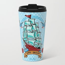 Ahoi Sailor No. 2 Travel Mug