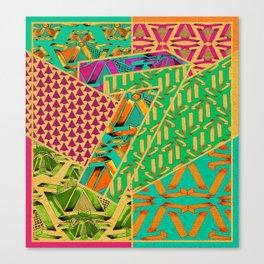 Tile 7 Canvas Print