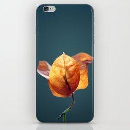 Wait Here iPhone Skin