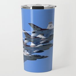 Thunderbirds Show Pass Travel Mug