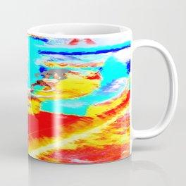 Bouncy Sky Dive Coffee Mug