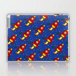 Space Rocket Pattern Laptop & iPad Skin