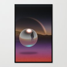 Mindscape Luminate Canvas Print