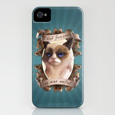 Grumpy Slim Case iPhone (4, 4s)